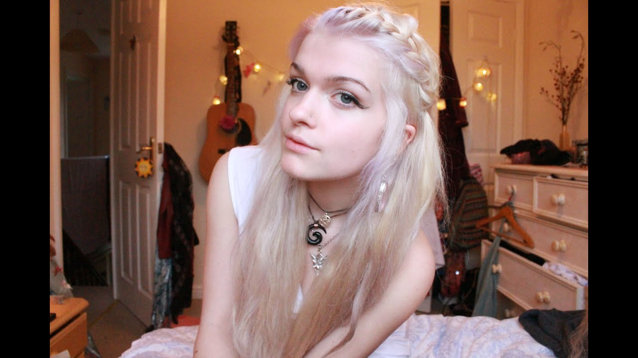 Elven Elvish Inspired Hairstyles Youtube