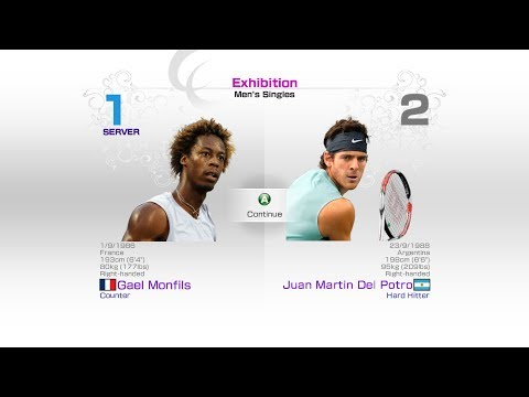 virtua-tennis-4-sega-gael-monfils-vs-juan-martin-del-potro-rafael-nadal-roger-federer