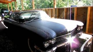 1960 Cadillac Coupe DeVille Rat update and the '60 DeVille parts/project