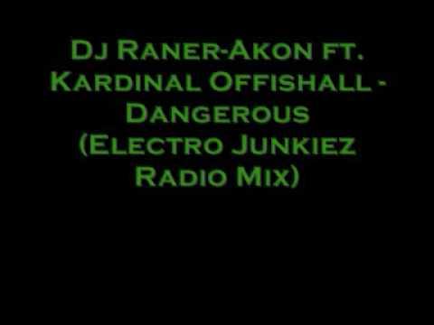 akon ft.kardinal offishall - dangerous electro junkiez radio mix