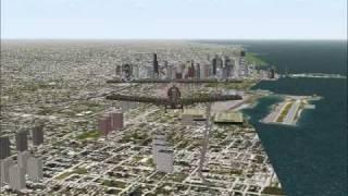 Flight Simulator 2000: Simple Graphic Comparison