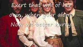 Lyrics ABBA Head Over Heels