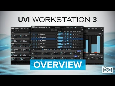 UVI Workstation | Overview