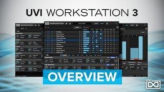 UVI Workstation | Overview
