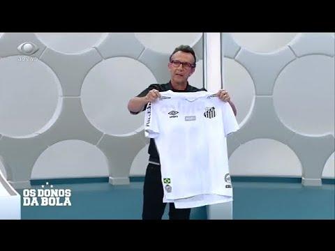 Neto revela pedido de Sampaoli para renovar com Santos