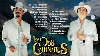 Los Dos Carnales - Puros Corridos Nuevo (Álbum 2021) -  Exitos 2021