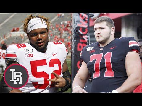Ohio State: Josh Myers, Wyatt Davis still grinding to prepare for season