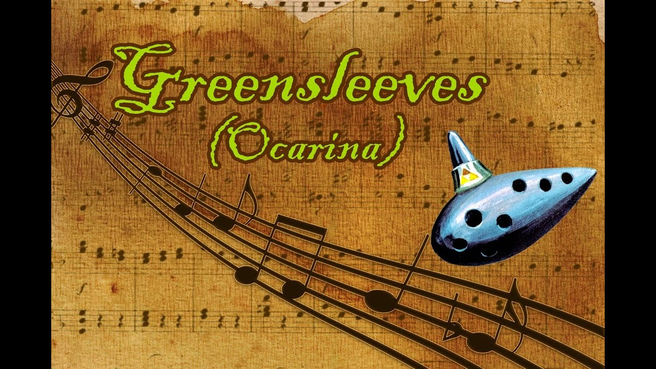 Greensleeves Na Ocarina Youtube