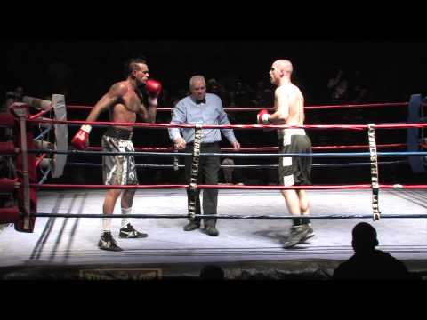 Brandon Montella vs  Ralph Johnson