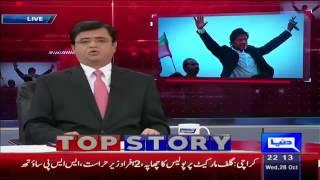 Dunya Kamran Khan Kay Sath  – 28 October 2015 | Part 2