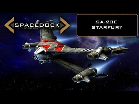 Babylon 5: Starfury - Spacedock