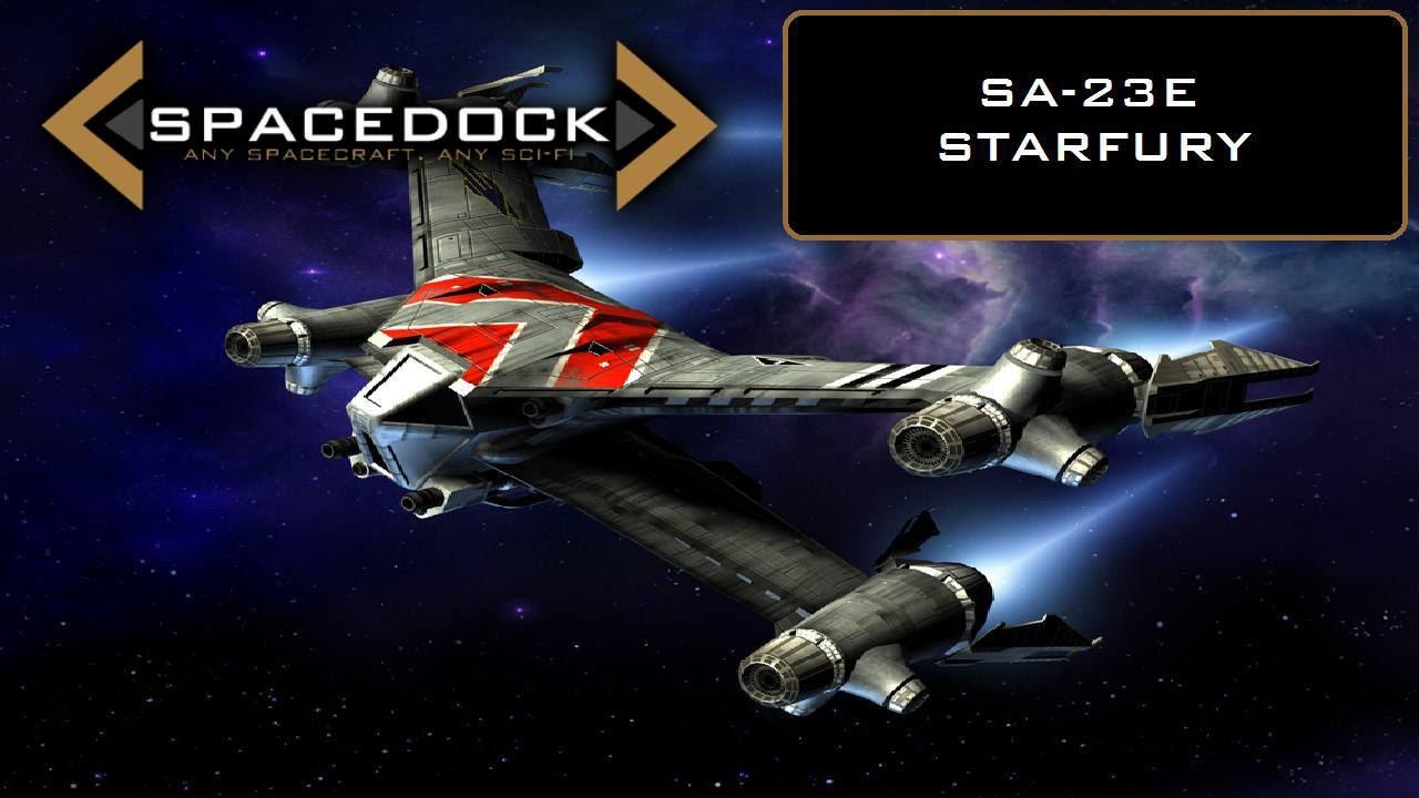 Babylon 5: Starfury - Spacedock - YouTube on deep space 9 schematics, robotech schematics, andromeda ships schematics, stargate schematics, star trek space station schematics,