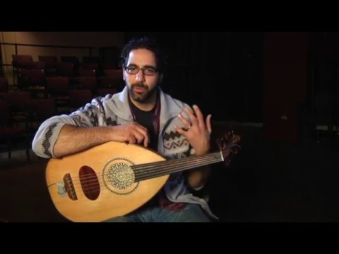 The Oud and Ziryab, the Songbird of Andalusia