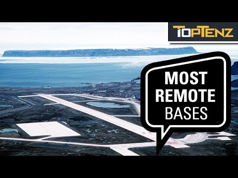 Top 10 Most Remote American Outposts in the World