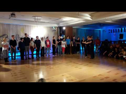 Baltic Swing 2017 Jack & Jill Advanced finals Philipp Wolff and Elva Arnadottir