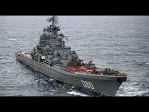 """""""Admiral Nahimov"""" će Biti Najmoćniji Ratni Brod Na Svetu"""