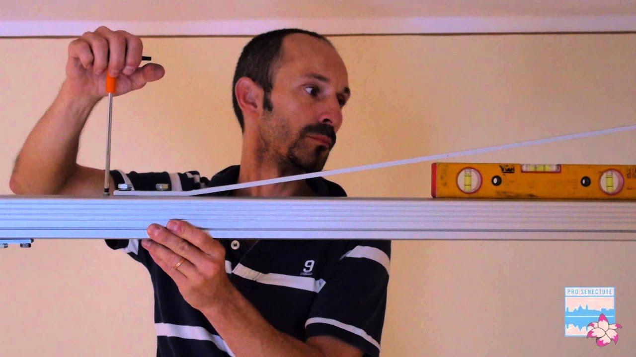 Guida al montaggio di un sollevatore a bandiera pro for Montacarichi da balcone per legna