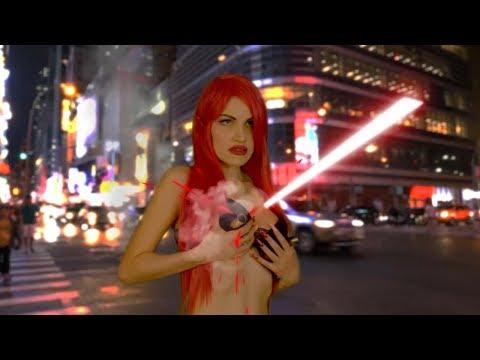 TETTE LASER - La Diva Del Tubo feat. Lupi Negvi (Ali$ha)