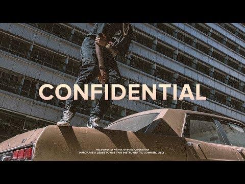 "Hip Hop Beats ""Confidential"" Freestyle Hard Trap Beat Instrumental 2020  Drake Type Beat 2020"