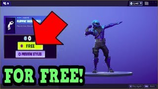 HOW TO GET FLIPPIN INCREDIBLE EMOTE FOR FREE! (Fortnite Old Emotes)