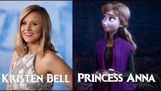 Download lagu Frozen 2 Voice Actors