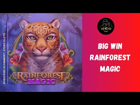 BIG WIN - Rainforest Magic from YouTube · Duration:  2 minutes 31 seconds