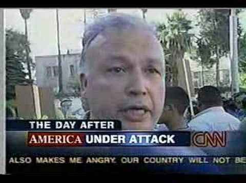 The World Reacts To The September 11, 2001 Attacks