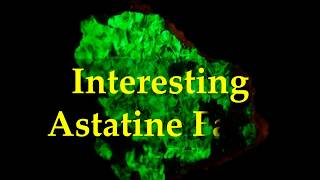 Interesting Astatine Facts