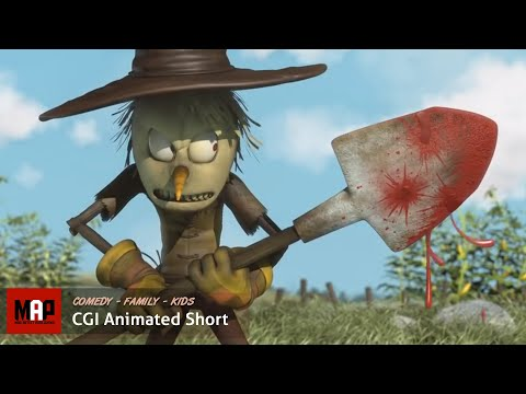 "CGI 3D Animated Short Film ""THE FINAL STRAW"" Funny Animation Kids Cartoon by Ricky Renna & Ringling"