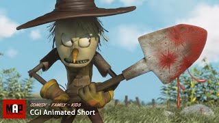 Funny CGI 3d Animated Short Film ** THE FINAL STRAW ** Animation Kids Cartoon by Ricky Renna