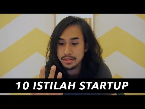 10 ISTILAH STARTUP Explained | #CAST 3