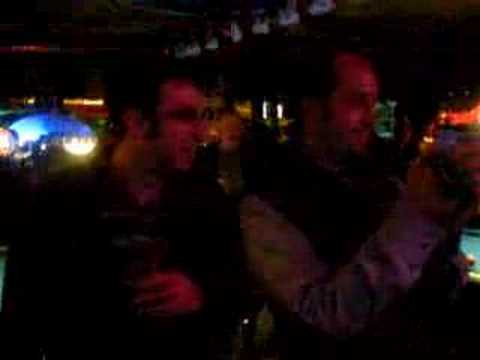 KDE karaoke 4.0 people videoing Riddell