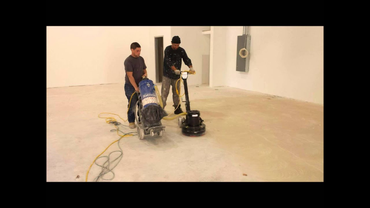 Sherwin Williams Epoxy Flooring