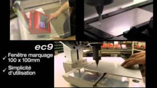 SIC-marking eс9 оборудование для ударно-точечной маркировки.(Sic-marking eс9 стационарное маркировочное оборудование (коммерческая серия) используется для механической..., 2011-08-02T20:42:14.000Z)