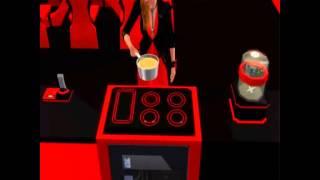 Les Sims 3 - Cuisine  - Leçon 2 - Les Macaronis au Fromage