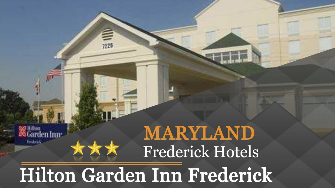 hilton garden inn frederick frederick hotels maryland. Black Bedroom Furniture Sets. Home Design Ideas