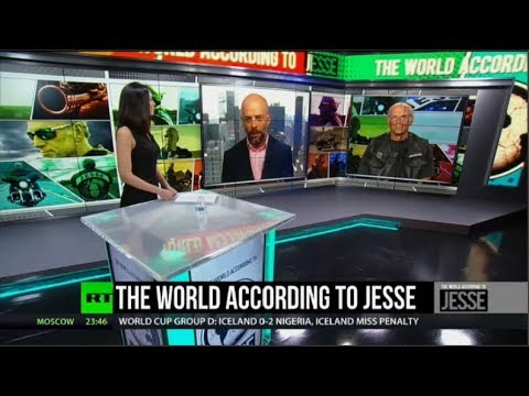 RT America: Current Events & Pete Dominick