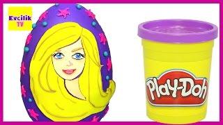 Barbie | Sürpriz Yumurta Oyun Hamuru Video 1 | EvcilikTV