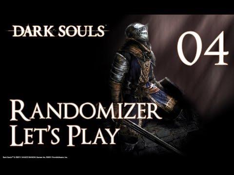Dark Souls - Randomizer Let's Play Part 4: Bitch Be Good Stick +5