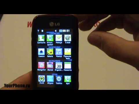 LG GS290 Cookie Fresh - Review in Romana