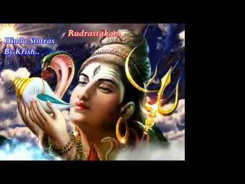 Rudrashtakam by anuradha paudwal