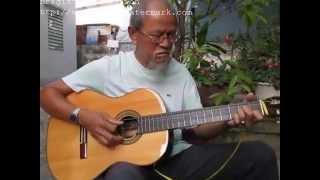 Rừng lá thấp-Guitar Thầy Rạng.