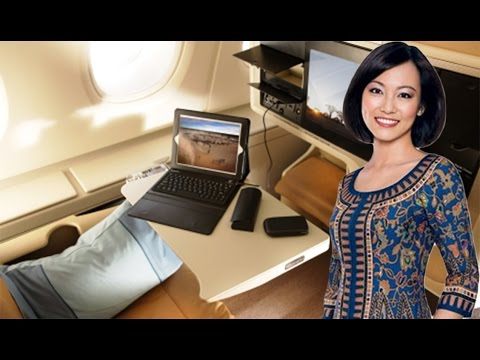 Thumbnail: Flying Singapore Airlines BUSINESS CLASS to Seoul South Korea