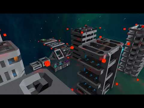 StarMade - Modular City Templates: 80% DONE!!!