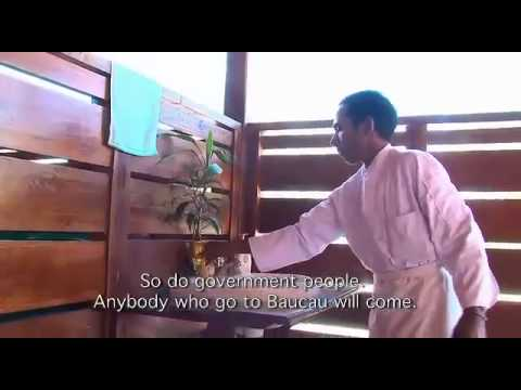 Meet Timorese Restaurant Owner Agostinho Da Costa