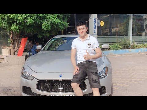 MaseratiGhibliSQ4 GIÁ 2 tỷ 980 TRIỆU SỞ HỮU NGAY !!! ☎️ 0989289444