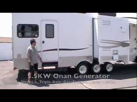 Airstream Panamerica For Sale >> Raptor 3712 Toy Hauler Fifth Wheel | Doovi