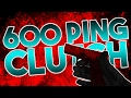 CS:GO - CLUTCHING WITH HIGH PING! (Best / Funny Moments) #44