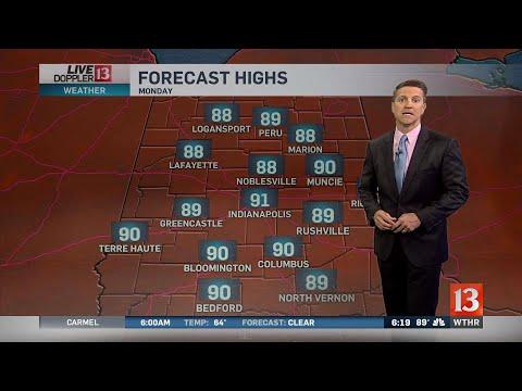 Sunday 6pm Forecast 9-24
