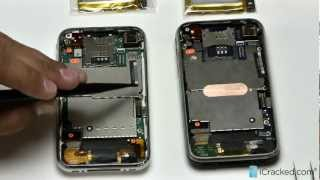 Official iPhone 3G  3GS Battery Replacement Video  Instructions - iCrackedcom